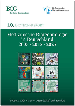 Medical Biotechnology in Germany 2005 - 2015 - 2025